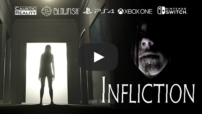 All Games Delta: Psychological Horror Game Infliction Coming